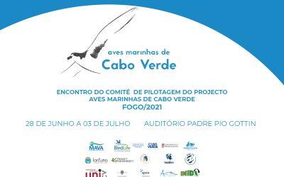 PROJECTO VITÓ ORGANIZA ENCONTRO DO COMITÉ DE PILOTAGEM DO PROJECTO DE AVES MARINHAS DE CABO VERDE